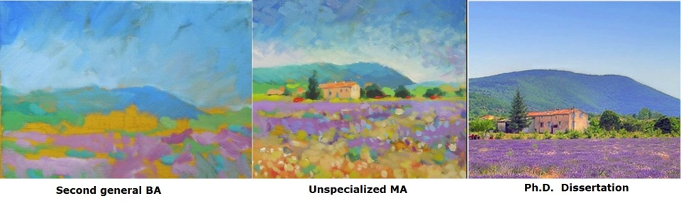 Monet progression1